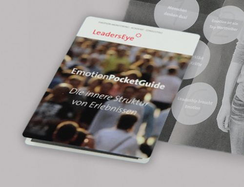 LEADERSEYE, EMOTION POCKET GUIDE