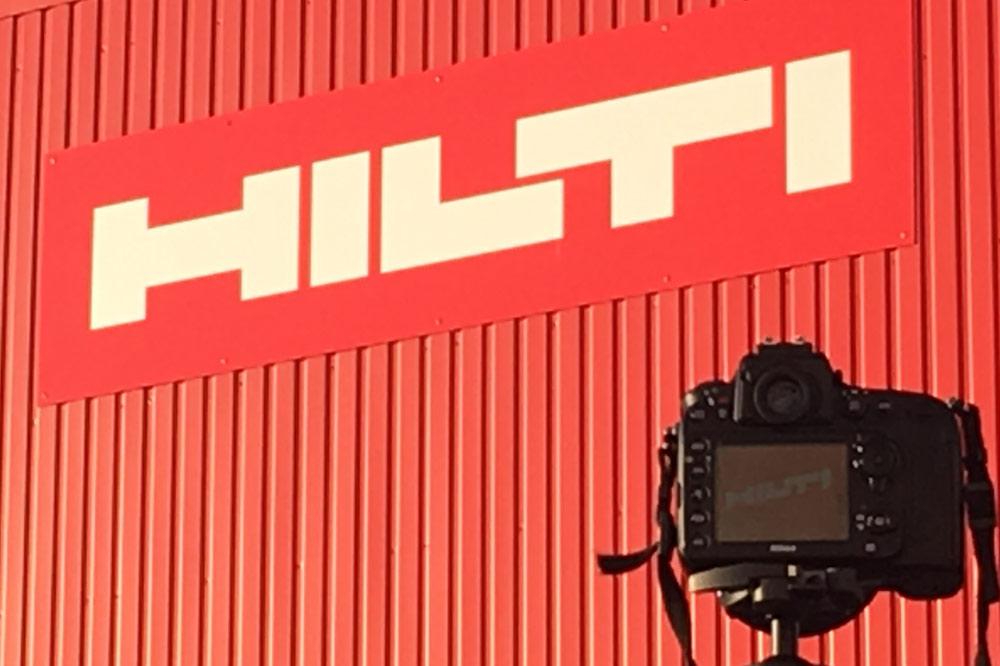 Hilti verbindet stationäre Filialen mit Online-Auftritt durch 360°Rundgang von prahl_recke