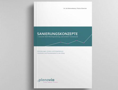 Sanierungskonzepte — aktuelle Publikation der plenovia GmbH