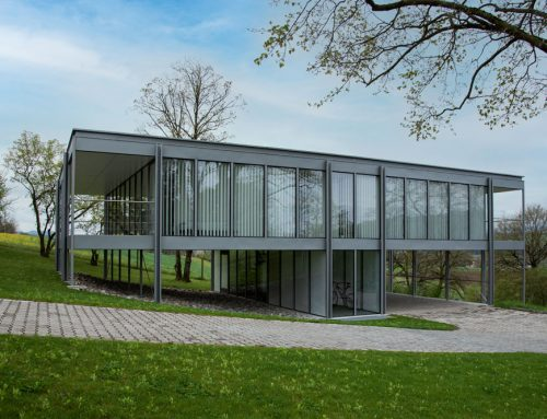 USM: Das Gästehaus Buchli per 360°-Rundgang entdecken